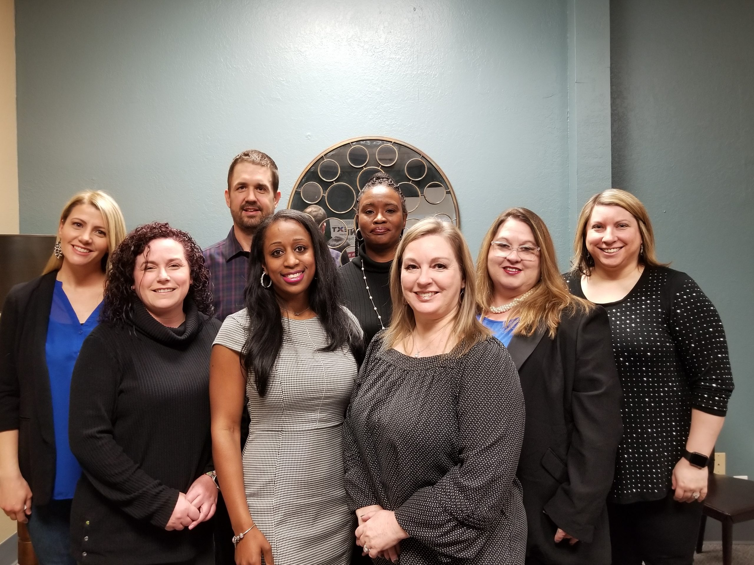 2020 Heart of Texas Apartment Association Board